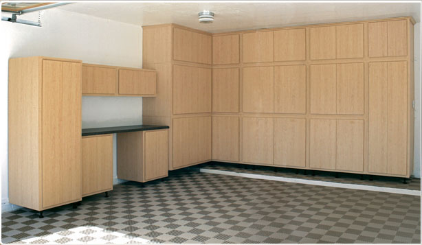 Classic Garage Cabinets, Storage Cabinet  SoCal